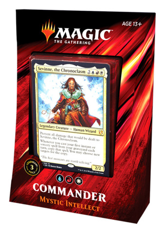 Commander 2019: Mystic Intellect Deck