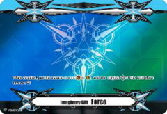 ▽ Imaginary Gift Marker [Force II] Series II (2) Metallic Blue - V-GM2/0029EN (FOIL) [V-BT06]