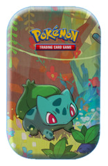 Pokemon Kanto Friends Mini Tin [Bulbasaur] * PRE-ORDER Ships Mar.15