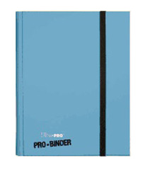 Ultra Pro 9-Pocket Pro Binder - Light/Sky Blue (#82846)