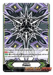 ▽ Imaginary Gift Marker [Protect] - Tatsuya Tachibana Colors (Purple) - V-GM/0115EN - IGR (Hot Stamp) [V-BT07]