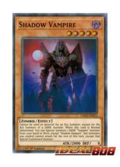 Shadow Vampire - DASA-EN012 - Super Rare - Unlimited