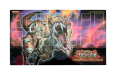 2012 Win-A-Mat Dawn of the Xyz Grenosaurus Playmat (100th YCS at Long Beach)