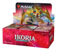 Ikoria: Lair of Behemoths Draft Booster Box [36 Packs]