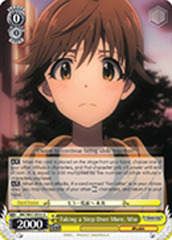 Taking a Step Once More, Mio [IMC/W41-E014 U] English