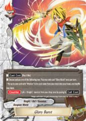 Glory Burst [S-BT02A-UB04/0050EN C (FOIL)] English