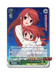 From Another Time, Mikuru & Mikuru(Adult) [SY/W08-E026R RRR (FOIL)] English