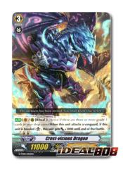 Crest-vicious Dragon - G-TD10/002EN - TD