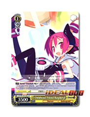 Childhood Friend Raspberyl [DG/EN-S03-E012S SR (FOIL)] English