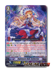 Nightmare Doll, Catherine - G-BT05/009EN - RRR