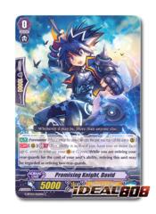 Promising Knight, David - G-BT03/052EN - C