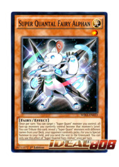 Super Quantal Fairy Alphan - WIRA-EN033 - Common - 1st Edition