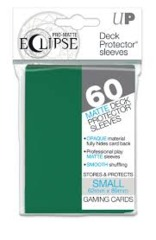 Ultra Pro Matte Eclipse Small Sleeves 60ct - Forest Green [#85831]