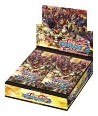 BFE-D-CBT01 Dragon Fighters (English) Future Card Buddyfight Climax Booster Box