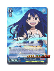 Wendy Marvell [FT/EN-S02-072SP SP (SIGNED FOIL)] English