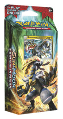 SM Sun & Moon - Crimson Invasion (SM04) Pokemon Theme Deck - Kommo-o