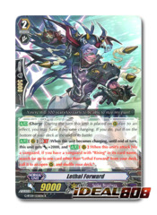Lethal Forward - G-BT09/036EN - R