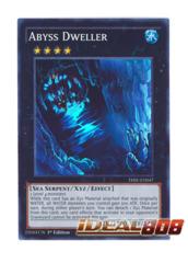 Abyss Dweller - THSF-EN047 - Super Rare - 1st Edition