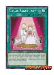 Ritual Sanctuary - LED4-EN022 - Common - 1st Edition