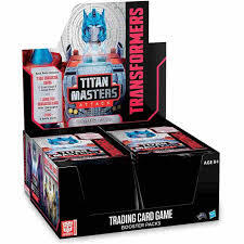 Titan Masters Attack Booster Box