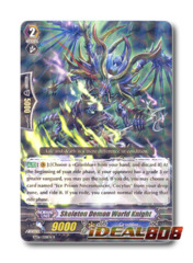 Skeleton Demon World Knight - BT06/028EN - R