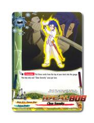 Clear Serenity - BT02/0037EN (R) Rare