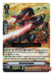 Berserk Dragon - V-BT01/010EN - RRR