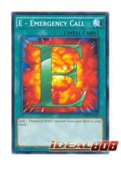 E - Emergency Call - SDHS-EN029 - Common - 1st Edition