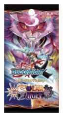 BFE-X2-BT01A Solar Strife (English) Future Card Buddyfight X Booster Pack