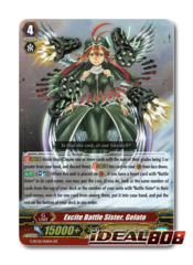 Excite Battle Sister, Gelato - G-RC01/014EN - RR