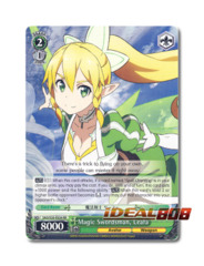 Magic Swordsman, Leafa [SAO/S20-E026 RR] English