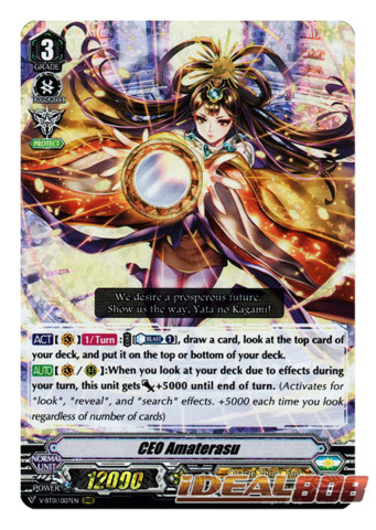 CEO Amaterasu - V-BT01/007EN - RRR