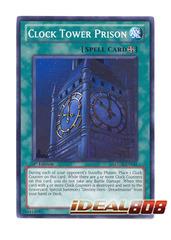 Clock Tower Prison - LCGX-EN141 - Common - 1st Edition