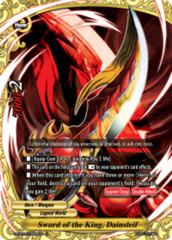 Sword of the King, Dainsleif [S-CBT02/0058EN C (Regular)] English