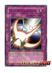 Trap Reclamation - TAEV-EN077 - Rare - Unlimited Edition