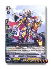 Gigantech Commander - BT06/080EN - C