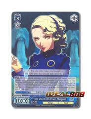 One who Wields Power, Margaret [P4/EN-S01-079S SR (FOIL)] English