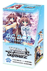 D.C. II: Da Capo II Plus Communication | D.C. D.C.II プラスコミュニケーション (Japanese) Weiss Schwarz Extra Booster Box