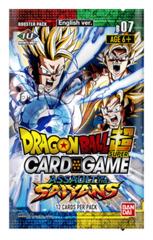 DBS-B07 Assault of the Saiyans (English) Dragon Ball Super Booster Box [24 Packs]