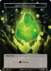 Wind Magic Stone [CFC-100 C (Foil)] English