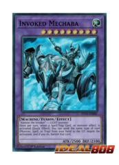Invoked Mechaba - SHVA-EN041 - Super Rare - 1st Edition
