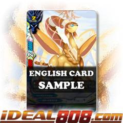 Candy Crystal Dragon, Nuts [X-BT01A-CP02/0043EN C (FOIL)] English