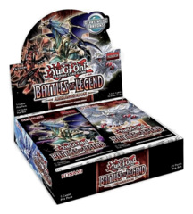 Battles of Legend: Armageddon (1st Edition) Booster Box [24 Packs]