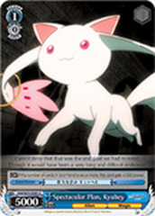 Spectacular Plan, Kyubey [MM/W35-E089 U] English