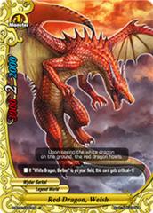 Red Dragon, Welsh - H-BT02/0093EN - C