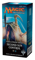 Challenger Decks 2018 Deck - Second Sun Control