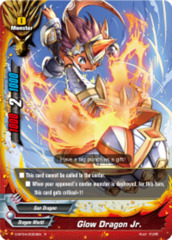 Glow Dragon Jr. [D-BT04/0023EN R (FOIL)] English