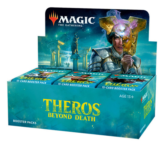 Theros Beyond Death Draft Booster Box [36 Packs] * PRE-ORDER Ships Jan.24