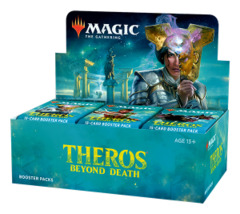 Theros Beyond Death Draft Booster Box [36 Packs]