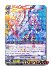 Flash Shield, Iseult - G-CMB01/018EN - R